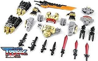 Transform Dream Wave TCW-06 POTP Dinobots Upgrade Kit