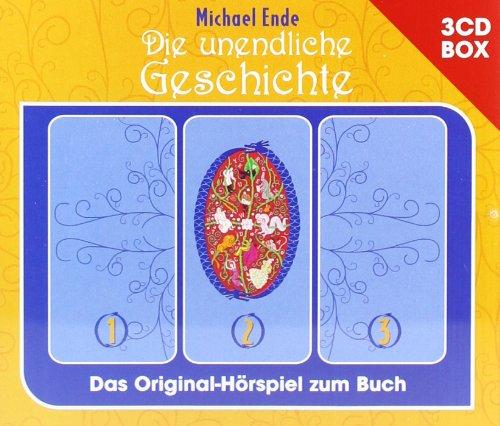 Die Unendliche Geschichte 3-CD Hörspielbox