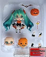 EXTOY 10Cm Japanese Anime Nendoroid Halloween Ver. #448 PVC Action Figure Model Collection Toy 4