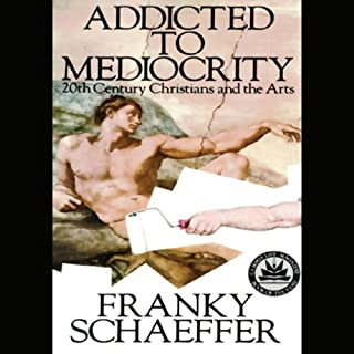 Addicted to Mediocrity audiobook cover art