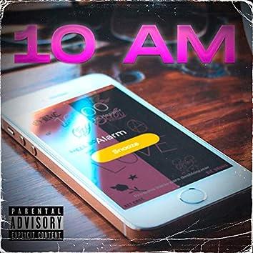 10 AM (feat THIAG)