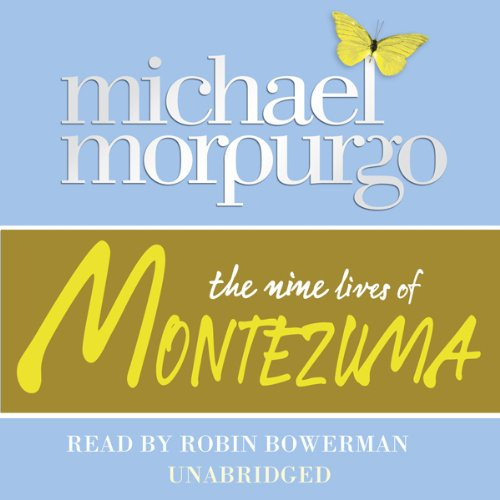 The Nine Lives of Montezuma audiobook cover art