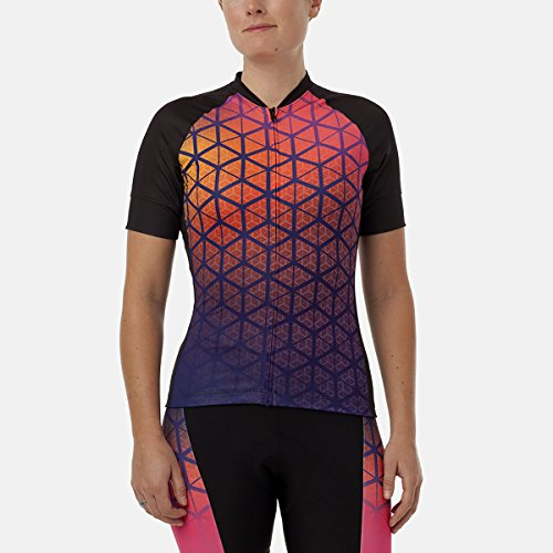 Giro Ultaviolet Boxfish 2017 Chrono Expert Damen Kurzarm MTB Trikot