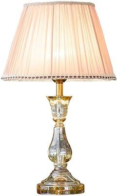 BDYJY Lampe de table américaine, toutes les céramiques en