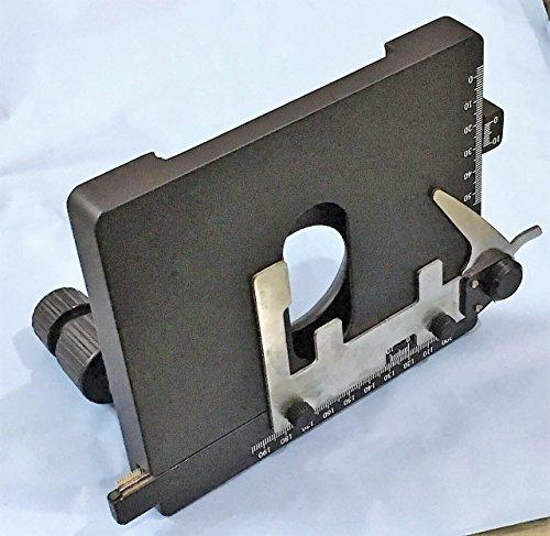 Co-Axial Mechanische Stage Enkele Plaat - Microscoop Onderdelen & Accessoires
