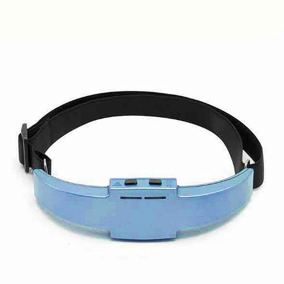 ハード先ゴシップDeeploveUU ワイヤレス充電電気催眠術ヘッド睡眠器具鍼治療睡眠補助器具睡眠器具不眠症治療