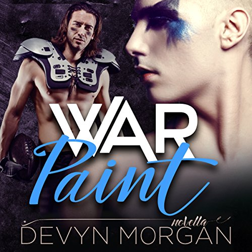 War Paint audiobook cover art