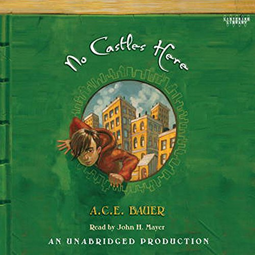 No Castles Here audiobook cover art