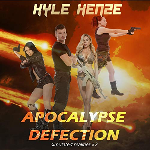 The Apocalypse Defection audiobook cover art