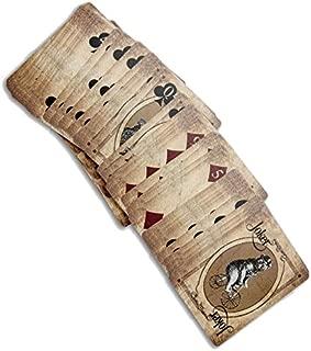 KA-BAR Knives Playing Cards, Skull
