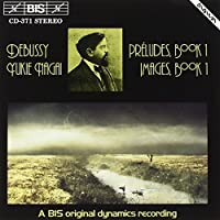 Preludes Book 1; Images Book by CLAUDE DEBUSSY (1994-03-25)