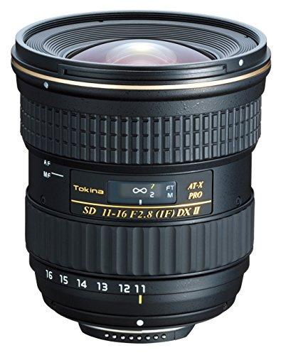 Tokina ProC/AF DX II - Objetivo para Canon (11-16 mm, f/2.8, 77 mm) Color Negro