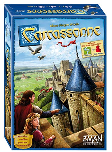 Carcassonne Board Game Standard