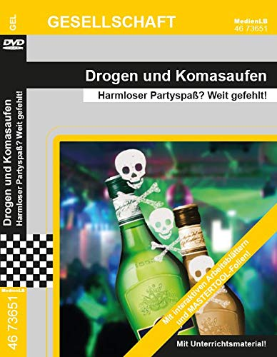 Drogen und Komasaufen - Harmloser Partyspaß? Weit gefehlt! (infoNetwork) Nachhilfe geeignet, Unterrichts- und Lehrfilm