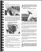 Operators Manual John Deere 214 212 210 200 Lawn & Garden Tractor OMM48245
