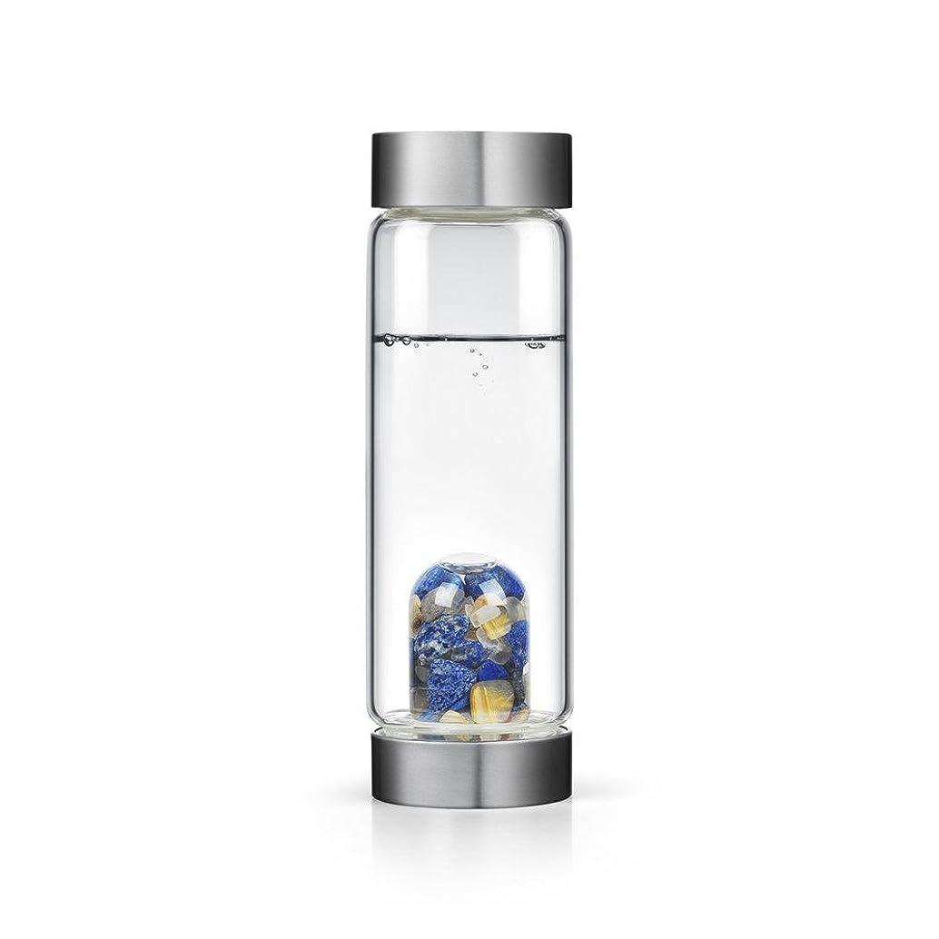 理解菊ワイプインスピレーションgem-waterボトルby VitaJuwel W / Freeカリフォルニアホワイトセージバンドル 16.9 fl oz