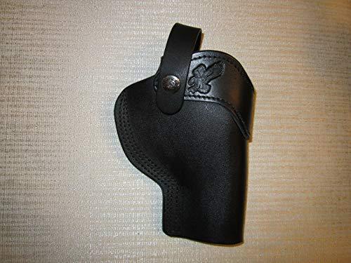 Ruger GP 100 & S&W 686 & 586 357 Magnum with 2.5' to 3' Barrel, RH Belt Holster