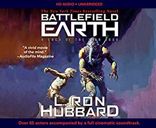 Battlefield Earth cover art