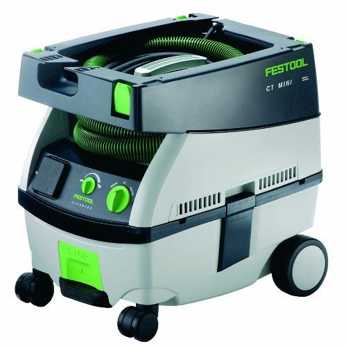 Festool CT Mini 2.6 Gallon Dust Extractor