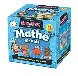 Spiel dich schlau! Das Gedächtnis- und Mathelernspiel für die ganze Familie macht nicht nur Spaß, sondern fördert auch das Sachwissen und die Konzentration Die Spielregeln sind einfach: Karten einprägen, Frage beantworten, Punkte ergattern und ganz n...