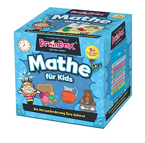 Brain Box 94939 Mathe für Kids, Lernspiel, Quizspiel für Kinder ab 5 Jahren