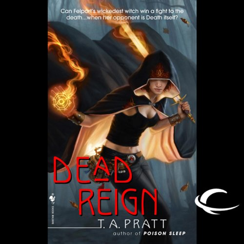 Dead Reign audiobook cover art