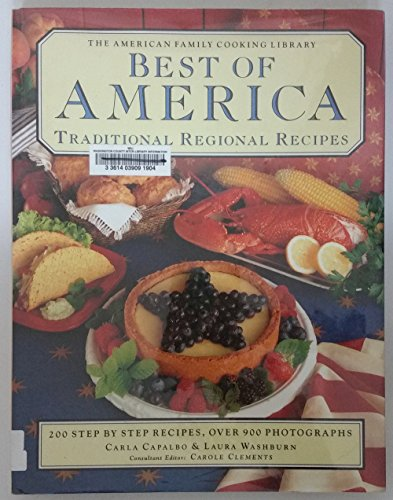 Best of America (The American family cooking library) by Capalbo, Carla (1999) Hardcover
