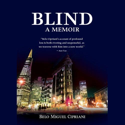 Blind: A Memoir audiobook cover art