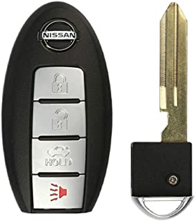 Genuine Nissan Parts - Switch Assy-Smart Keyless (285E3-9HS4A), Regular
