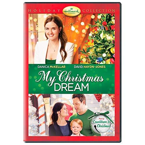 Hallmark My Christmas Dream DVD Channel Romance