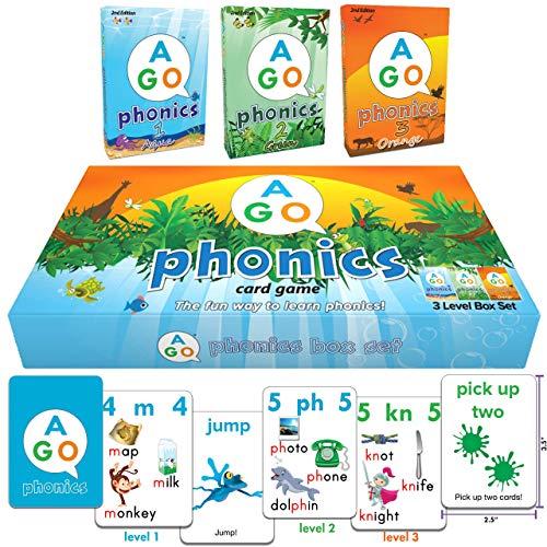 AGO Phonics Box Set