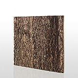 LACKINGONE - Fondo de madera para acuario, decoración para reptiles, plantas tropicales, peces