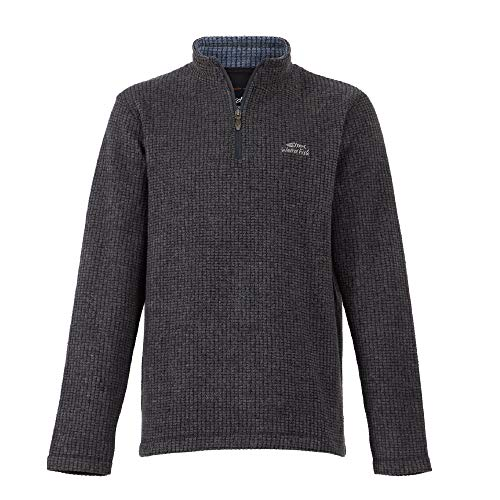 Weird Fish Newark 1/4 Zip Grid F...