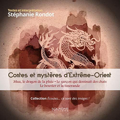 Couverture de Contes et mystères d'Extrême-Orient