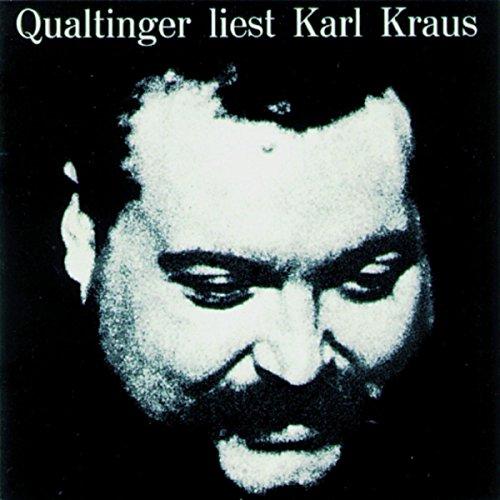 Qualtinger liest Karl Kraus Titelbild