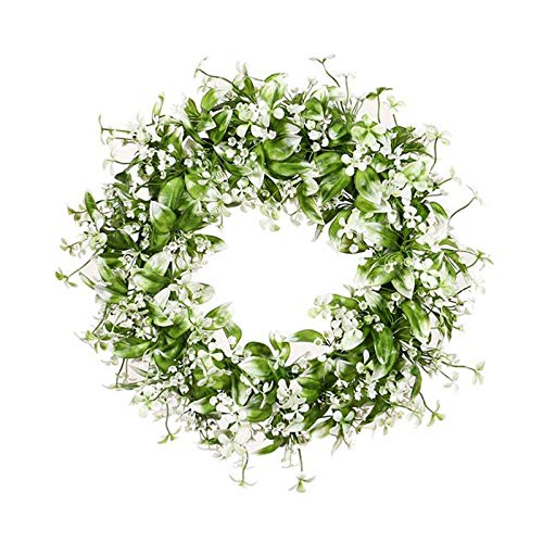 Janly Clearance Sale Simulation Green Gypsophila Plant Garland Spring Home Decoration Pendant , Home Decor forHome & Garden , Easter St Patrick's Day Deal (Green)
