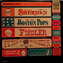 Peter and the Commissar / Variations on How Dry I Am / The End of a Symphony