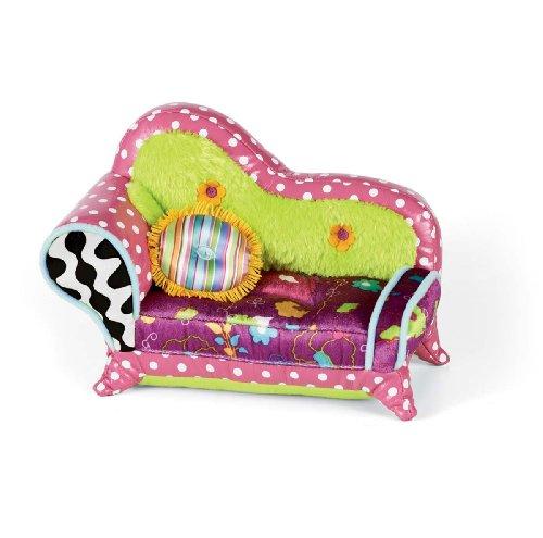 Manhattan Toy - 120560 - Accessoire pour Poupée - Groovy Girls - Chic-a-Delic Chaise