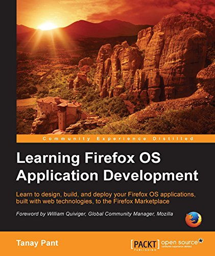 Learning Firefox OS Application Development (English Edition)