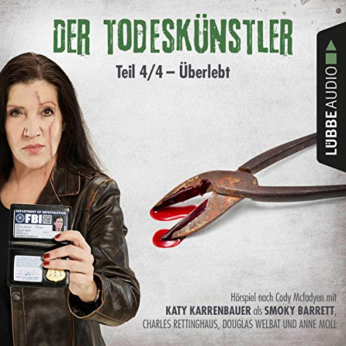 Überlebt audiobook cover art