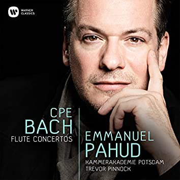 Bach, C.P.E.: Flute Concertos