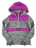 VICTORIAS SECRET Pink Perfect Fleece Anorak Lined Half...