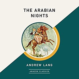 The Arabian Nights (AmazonClassics Edition) cover art