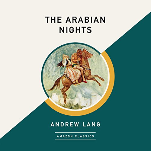 The Arabian Nights (AmazonClassics Edition) audiobook cover art
