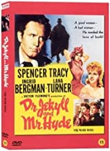 Dr. Jekyll and Mr. Hyde (1941) Spencer Tracy (DVD, Region All)