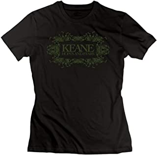 Keane Hopes and Fears Women's Tee Fashion T-Shirt