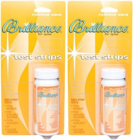 Top 10 Best brilliance test strips hot tub Reviews