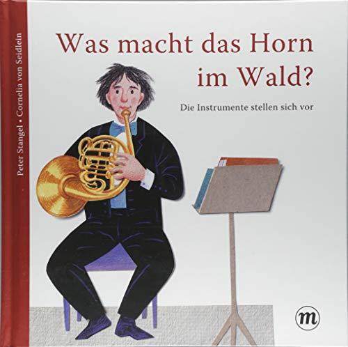 Was macht das Horn im Wald? - Die Instrumente stellen sich vor (Midas Kinderbuch)