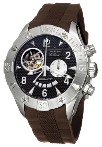 Zenith Defy Classic Open Men's Automatic Watch 03-0526-4021-75-R650