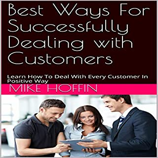 Best Ways for Successfully Dealing with Customers cover art